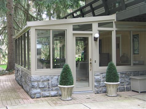 Sunroom Plans by Sunroom Design In Washington Township Michigan