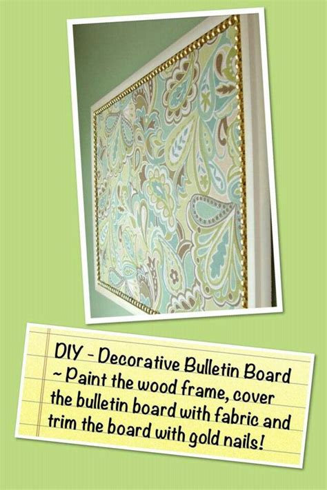decorative bulletin boards for home decorative bulletin board for the home pinterest