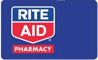 Ebay Gift Card Rite Aid - rite aid 5 off gift cards promotion amex