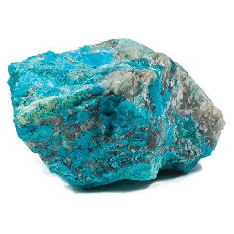 Mineral L by Silver Streak Chrysocolla Mineral Specimen