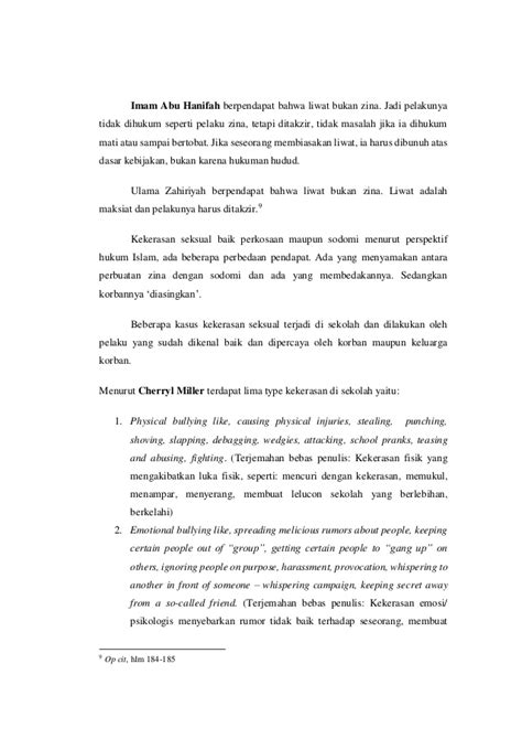 Perlindungan Hukum Dan Keamanan Terhadap Wisatawan perlindungan dan penegakan hukum terhadap kasus kekerasan seksual pad