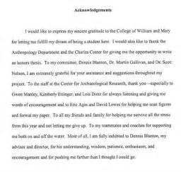 Phd Thesis Acknowledgement Template sle master thesis acknowledgement