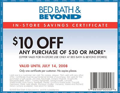 Bed And Bath Beyond Coupons by Bed Bath And Beyond Coupons Info