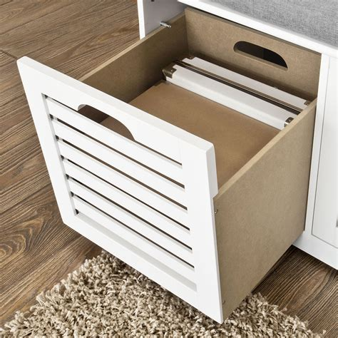 shoe bench with drawers sobuy storage bench with 3 drawers shoe cabinet with seat