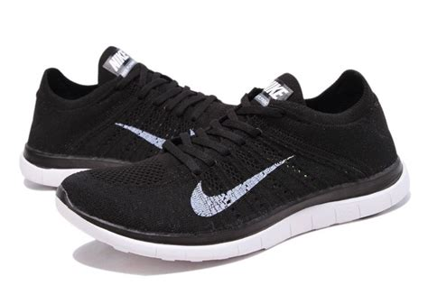 nike free run all black womens