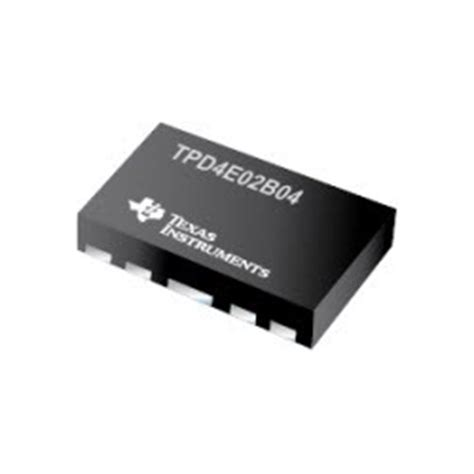 tvs diode instruments mouser bidirectional tvs esd protection diode array for usb type c and hdmi 2 0 protection