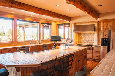 steve bennett builders interior photo professional kitc photo gallery of custom homes central oregon steve