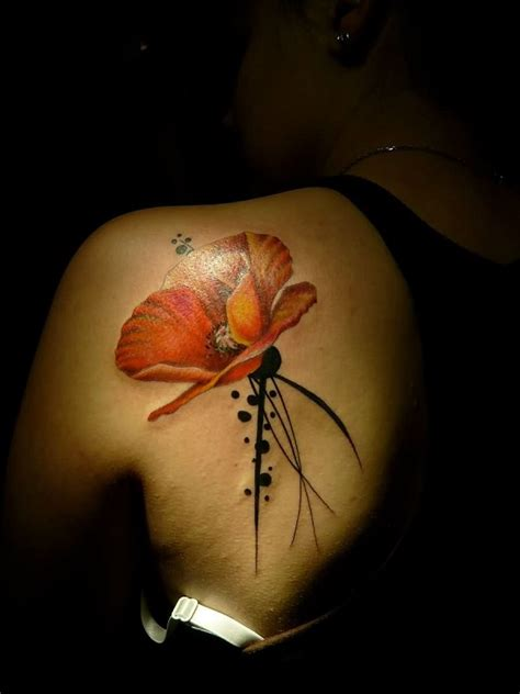 poppy flower tattoo meaning 70 poppy flower ideas nenuno creative