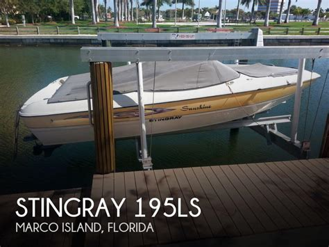 deck boats for sale marco island for sale used 2009 stingray 195ls in marco island florida