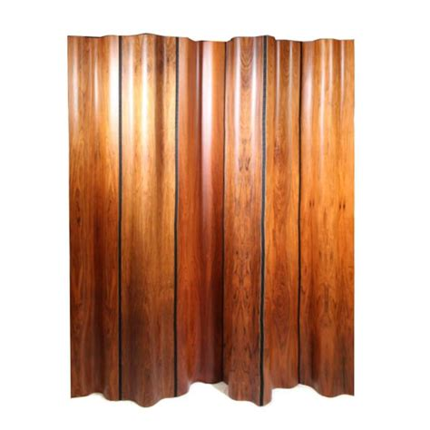 Eames Room Divider Limited Edition Eames Rosewood Room Divider By Herman Miller At 1stdibs