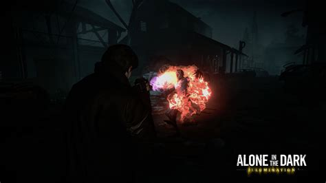 alone haunted house alone in the dark and haunted house returning to pc this fall vg247