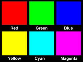 calibrate monitor color color calibration swatches
