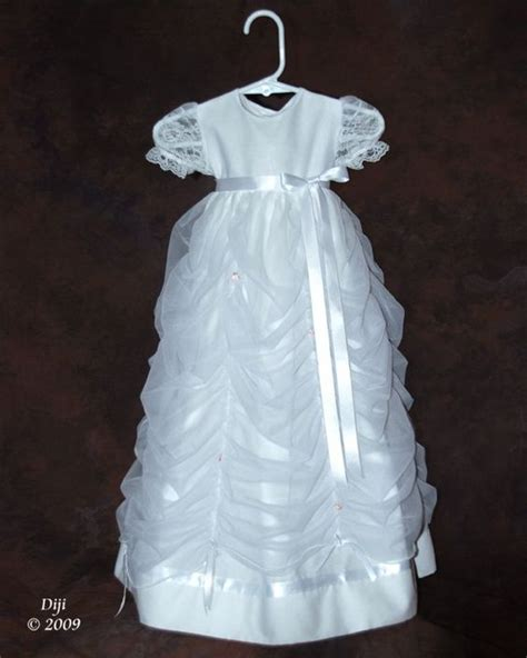 Wedding Blessing And Christening by Christening Gown Christening Dress White Blessing