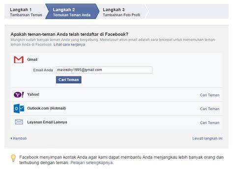 mau membuat facebook cara daftar membuat facebook mudah dan cepat