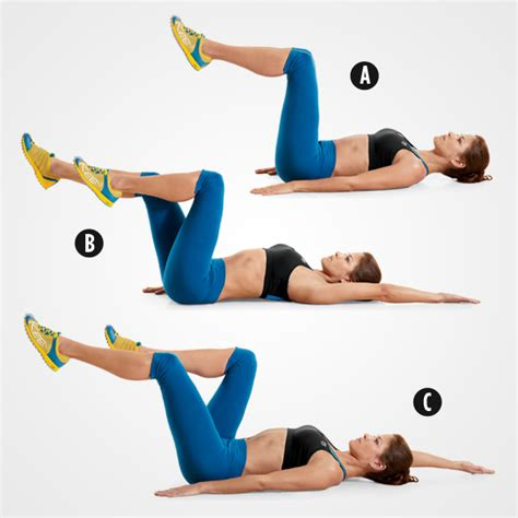 6 trainers favorite workout for stronger flatter abs