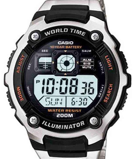 Casio Original Word Time casio d084 world time signal buy casio d084 world