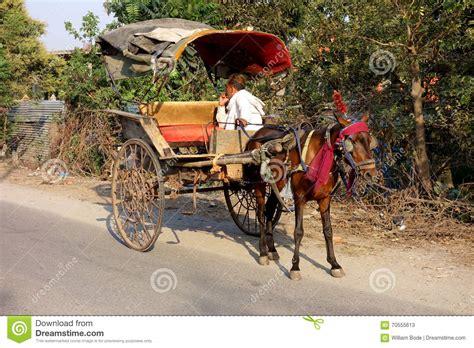 indian cart indian horse cart clipart clipartxtras