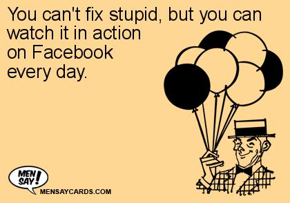 Make Your Own Ecard Meme - you can t fix stupid but you can watch it in ac ecard