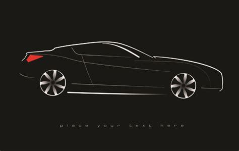 Car Wallpaper Photoshop Shirt Graphics concept cars elements vector backgrounds 02 free