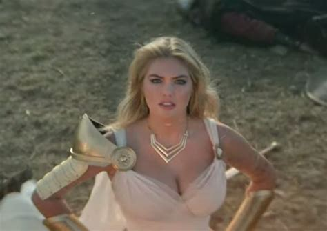 amazon commercial actress horse cute girl game of war commercial kate upton as athena in