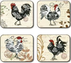 placemats jason damask roosters placemats animals