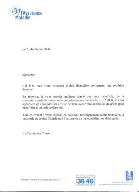 Exemple De Lettre Sollicitation Melodie Afficher Le Sujet Devis Dentaire Et Demande D Aide Financi 233 Re