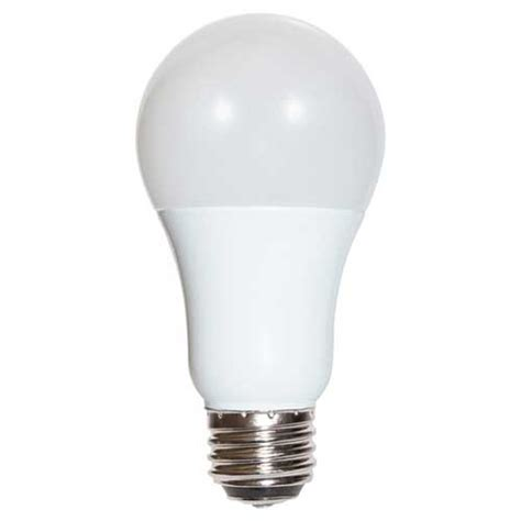 Led Light Bulbs For 3 Way Ls by Satco S9318 10 95 3 9 12a19 3way Led 4000k 120v 3 9