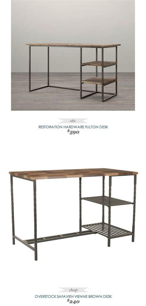 restoration hardware fulton desk copycatchicfinds restorationhardware fulton desk 590