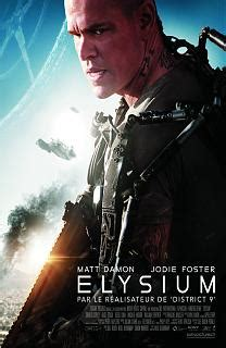 Resume Elysium by Elysium 2013 Drame Science Fiction
