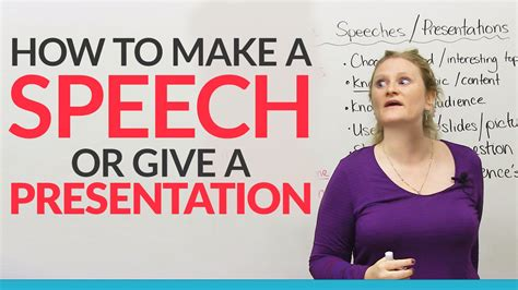 how to give the best how to give the best speech or presentation in