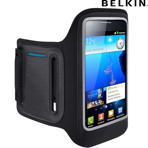 Galaxy X Armband Sportycase For Sony Experia C5 Ultra Black digitalsonline belkin dualfit armband sport for samsung galaxy s ii i9100