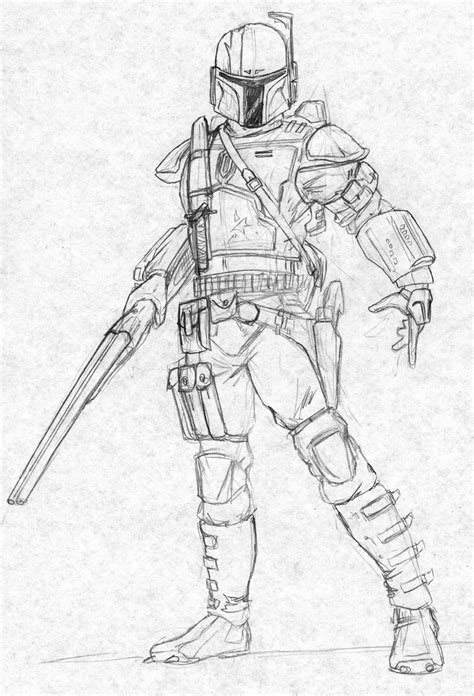 mandalorian armor sketch templates mandalorian armor coloring pages