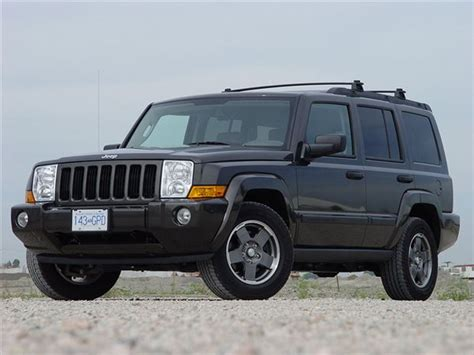 used jeep commander used vehicle review jeep commander 2006 2010 autos ca