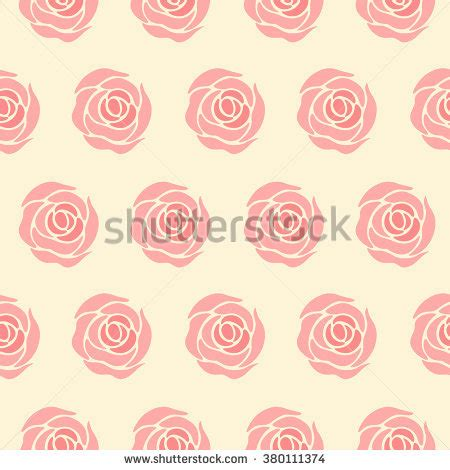 Sentence Pattern For This Rose Looks Beautiful | seamless roses pattern image vectorielle 151642877