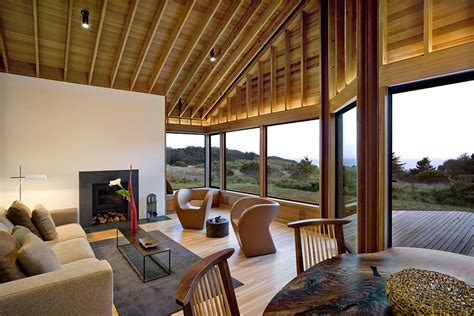 contemporary style meets design at the sea ranch home