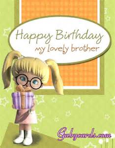 birthday wishes for brother greeting cards clipartsgram com