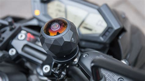 Motorrad Cam Test by 360fly Test Der 360 Grad Action Cam Audio Video Foto Bild