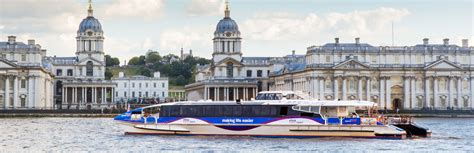 mbna thames clippers vouchers our fleet