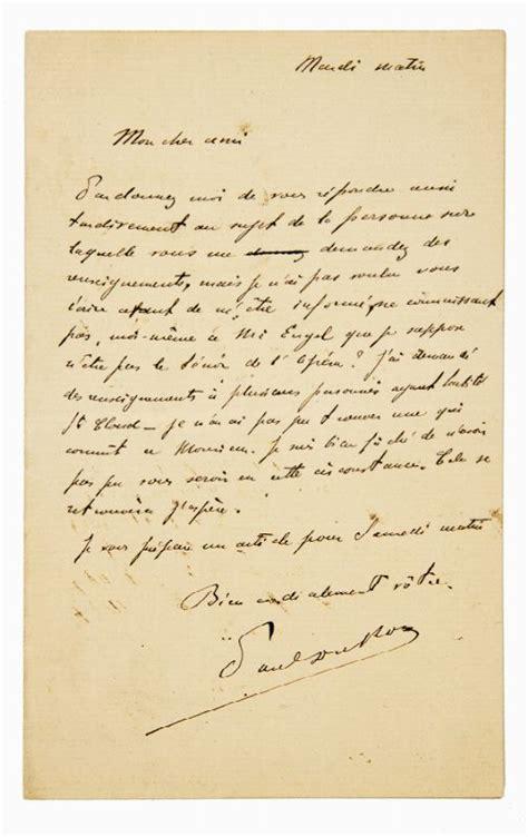 lettere ad un amico dukas paul lettera autografa firmata inviata ad un amico
