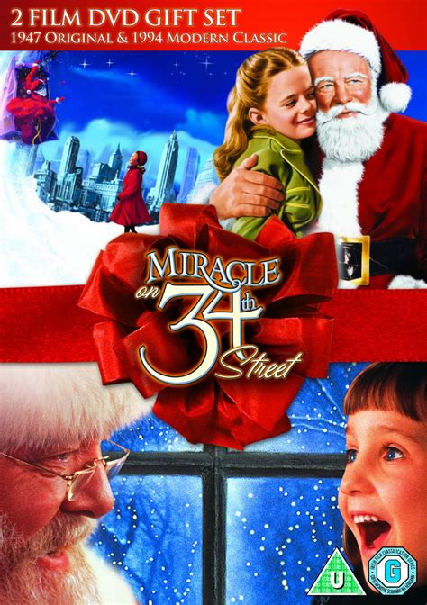 Miracle On Free Buy Miracle On 34th 1947 Miracle On 34th 1994 Pack Dvd With Free