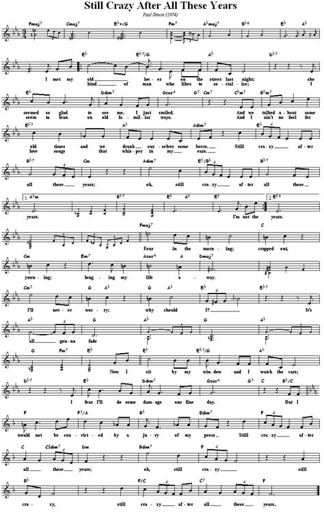 Repertoire Lyrics - S