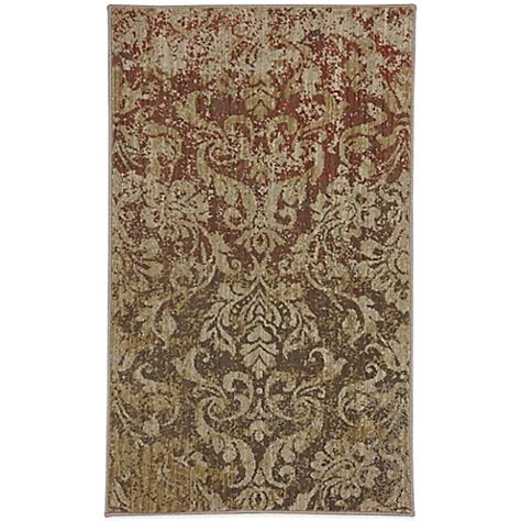 bed bath and beyond bellingham karastan bellingham devan rug in salmon bed bath beyond