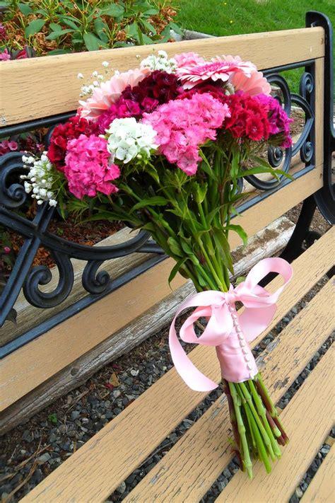 Starry Pink Bouquet Graduation Paper Flower s graduation bouquet sweet williams pink gerbera daisies prom flowers