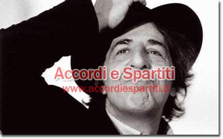 io non mi sento italiano testo gaber io non mi sento italiano accordi chords testo tab