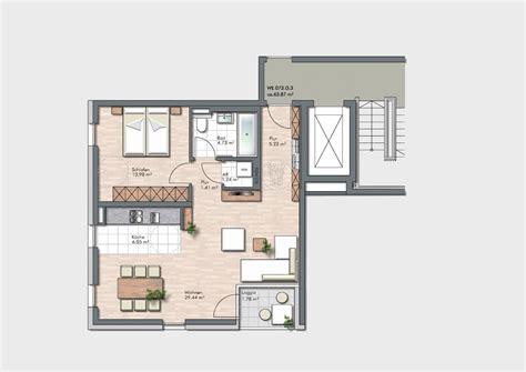 Wohnung 85 Qm Grundriss by Lao Leben Am Ostpark M 252 Nchen Perlach Zima