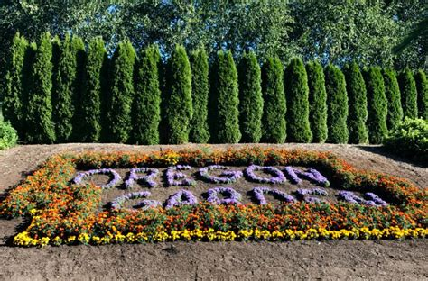 Oregon Garden by Stay At The Oregon Garden Resort Flowers More