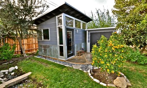 studio shed featured in houzz article how to add a