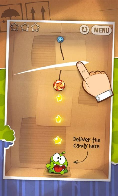 cutting rope games cut the rope apk the hut of android