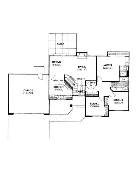 house plan 110 00135 ranch amazingplans com house plan js85 110 country ranch