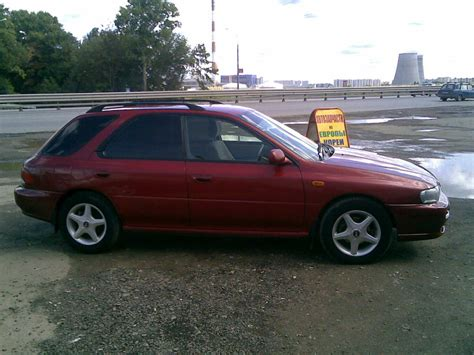 used subaru impreza hatchback used 1999 subaru impreza wagon photos 1500cc gasoline